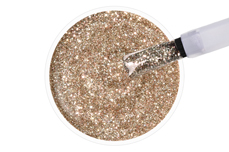 Jolifin LAVENI Shellac PeelOff - champagne Glitter 12ml