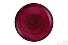 Jolifin LAVENI Shellac PeelOff - dark hibiscus 12ml