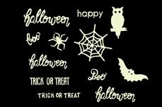 Jolifin LAVENI XL Sticker - Nightshine Halloween Nr. 1