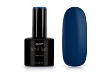 Jolifin LAVENI Shellac - deep blue 12ml