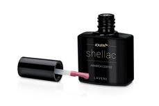Jolifin LAVENI Shellac - arabica coffee 12ml
