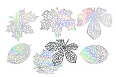 Jolifin Metallic Tattoo Wrap - Autumn Nr. 1