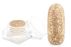 Jolifin Glitterpuder - champagne star
