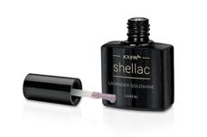 Jolifin LAVENI Shellac - lavender goldshine 12ml