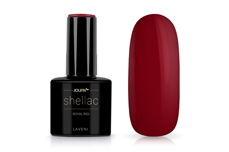 Jolifin LAVENI Shellac - royal red 12ml