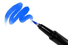 Jolifin LAVENI Aquarell-Pen - blue