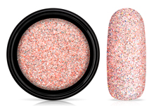 Jolifin LAVENI Pastell Dream Glitter - peach