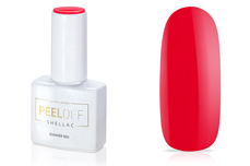 Jolifin LAVENI Shellac PeelOff - summer red 12ml