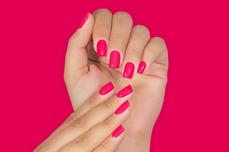 Jolifin LAVENI Shellac PeelOff - hot pink 12ml