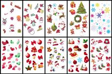 Jolifin Transfer Nagelfolien Box - Christmas Mix