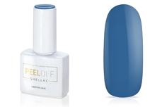 Jolifin LAVENI Shellac PeelOff - oriental blue 12ml