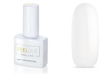 Jolifin LAVENI Shellac PeelOff - milky white babyboomer 12ml