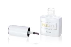 Jolifin LAVENI Shellac PeelOff - plum taupe 12ml