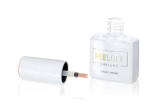 Jolifin LAVENI Shellac PeelOff - classic caramel 12ml