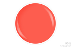 Jolifin LAVENI Shellac PeelOff - pastell neon-coral 12ml