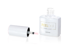 Jolifin LAVENI Shellac PeelOff - white rose 12ml