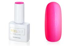 Jolifin LAVENI Shellac PeelOff - neon-pink shine 12ml