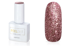 Jolifin LAVENI Shellac PeelOff - luxury rosé 12ml