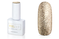 Jolifin LAVENI Shellac PeelOff - luxury prosecco 12ml