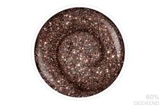Jolifin LAVENI Shellac - sparkle bronce 12ml