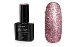 Jolifin LAVENI Shellac - sparkle rosé 12ml