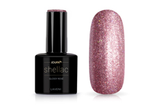 Jolifin LAVENI Shellac - glossy rosé 12ml