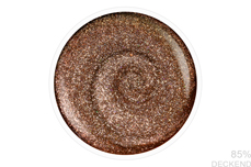 Jolifin LAVENI Shellac - glossy bronce 12ml