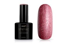 Jolifin LAVENI Shellac - glossy raspberry 12ml