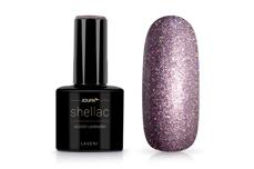 Jolifin LAVENI Shellac - glossy lavender 12ml