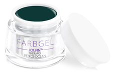 Jolifin Thermo Farbgel petrol-ocean 5ml