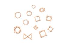 Jolifin Einleger-Display Nr. 2 - Rosé-Gold