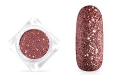Jolifin Glitterpuder - rosé-gold