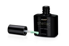 Jolifin LAVENI Shellac - light green 12ml