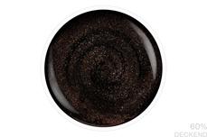 Jolifin LAVENI Shellac - Cat-Eye 9D brown-champagne 12ml