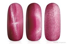 Jolifin LAVENI Shellac - Thermo Cat-Eye berry-pink 12ml