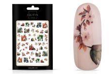 Jolifin LAVENI XL Sticker - Flowers Nr. 6