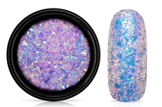 Jolifin LAVENI Mermaid Flakes - violet dream