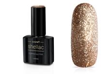 Jolifin LAVENI Shellac - copper Glitter 12ml