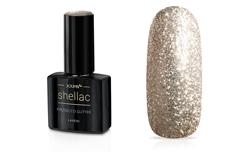Jolifin LAVENI Shellac - prosecco Glitter 12ml