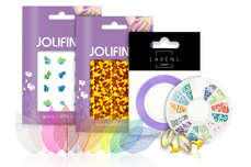 Jolifin Nailart-Set Surprise I - November