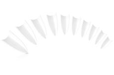 Jolifin 100er Tipbox Stiletto clear