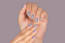 Jolifin LAVENI Shellac PeelOff - grey taupe 12ml