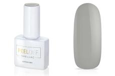 Jolifin LAVENI Shellac PeelOff - cotton grey 12ml
