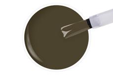 Jolifin LAVENI Shellac PeelOff - dark camouflage green 12ml