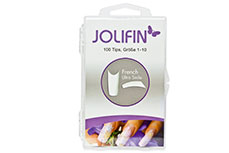 Jolifin 100er Tipbox French Ultra Smile