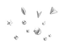 Jolifin Einleger-Display Nr. 4 - Silver
