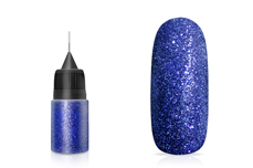 Jolifin LAVENI Diamond Dust - elegance blue