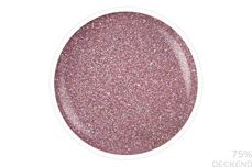 Jolifin LAVENI Shellac - nude-lavender rainbow 12ml