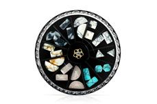 Jolifin LAVENI Marmor Display - stone