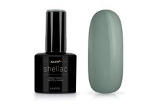 Jolifin LAVENI Shellac - nightshine pastell-khaki 12ml